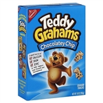 Teddy Grahams Chocolate Chip Cookies 10oz 283g