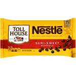 Nestle Toll House Semi Sweet Morsels 24oz 680g Large Bag
