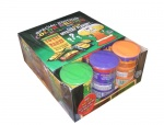 Toxic Waste Special Edition Color Drums Assorted Super Sour Candy Pack of 12