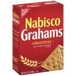 Nabisco Grahams - Original 14.40 oz 408g CLEARANCE BBD APRIL 2017