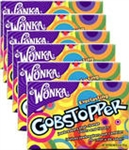 Wonka Everlasting Gobstoppers 5oz 141.7g Case Buy of 12 packs