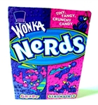 Wonka Nerds Grape & Strawberry 46.7g American Candy