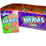 Willy Wonka Nerds - Nerds Watermelon & Cherry 1.65oz Box - 36ct Case Buy American Candy