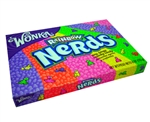 Wonka Rainbow Nerds Box 5oz 141g American Candy