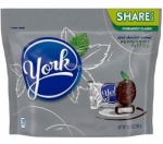 York Mint Peppermint Patties 39g - Case Buy 36 count