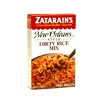 Zatarains Dirty Rice Mix - 8oz 227g Box Zatarain's