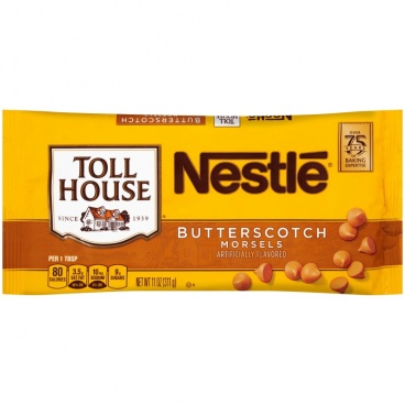 Nestle Toll House Butterscotch Morsels 11oz 311g