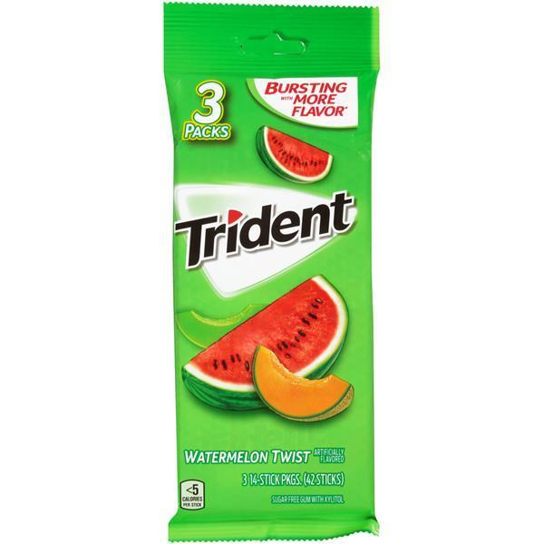 trident watermelon twist 3 pack