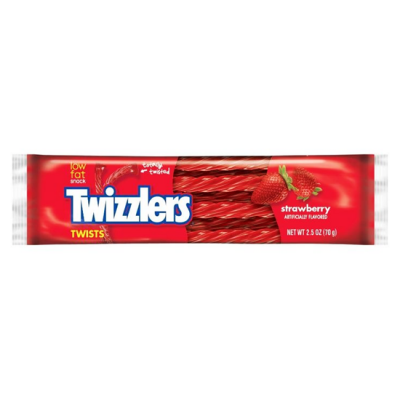 Twizzlers Twist Strawberry 2.5oz 70g American Candy