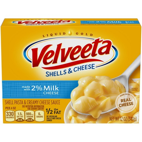 Kraft Velveeta Shells & Cheese Original ( PACK OF 3 )Total 1.02kg