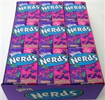 Willy Wonka Nerds - Strawberry and Grape - Case Buy American Candy